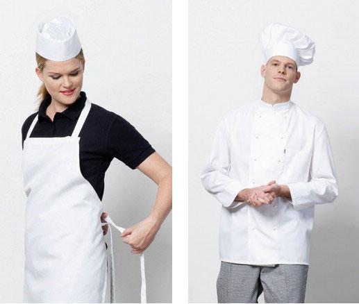 Perfekt Berufsbekleidung Gastro Bedrucken